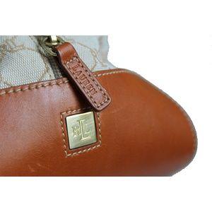 f09e3d410465 Ralph Lauren Bags - Ralph Lauren Logo Canvas Small Duffle Bag